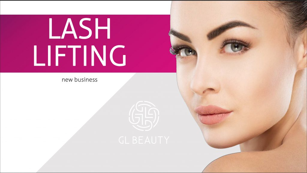 Wimpernlifting Lash Lifting new Business Informationen GL BEAUTY LASHES